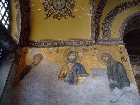 deesis2 ccc access denied أيـا صوفيا كنيسة ثم مسجد واخيرا متحف ! بالفيديوا و الصور