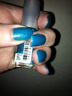 Swatch Depend 255 blue