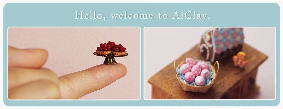 AiClay - a Haven of Miniature Food