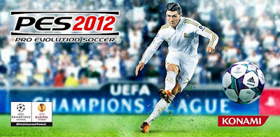 PES 2012 Pro Evolution Soccer apk Android Game