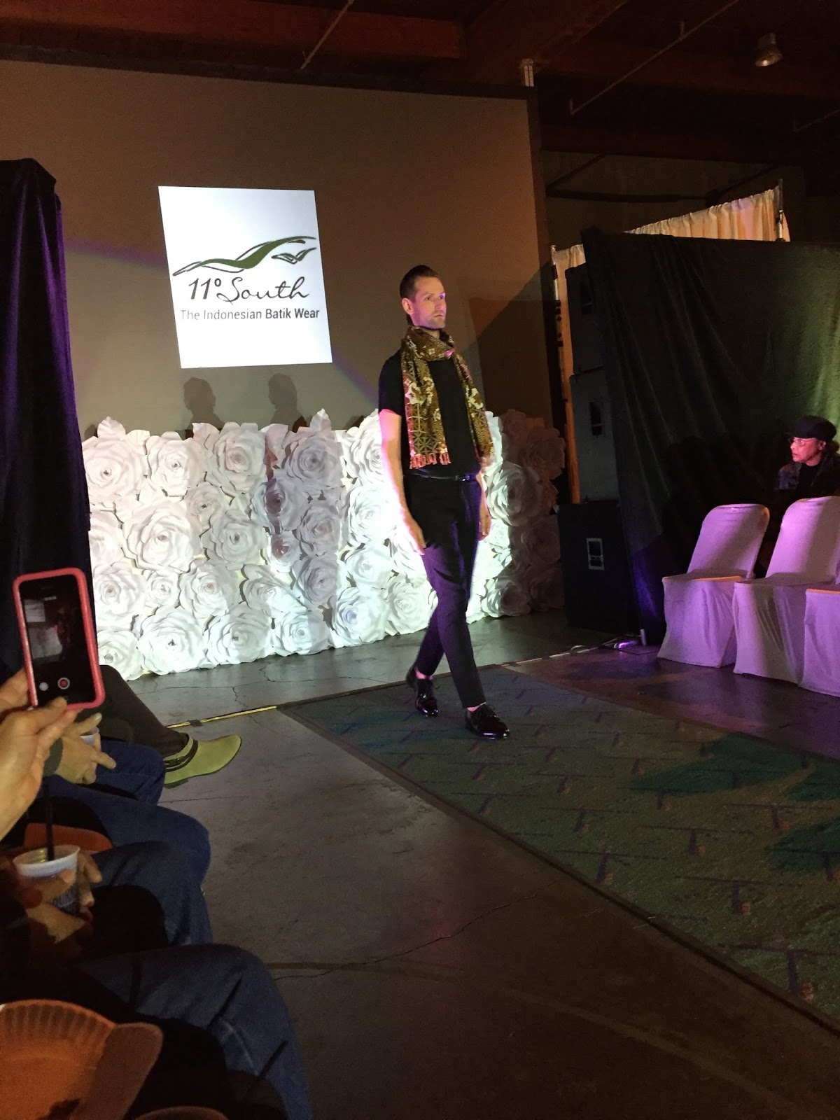 Told Foulk Portland Fashion Week