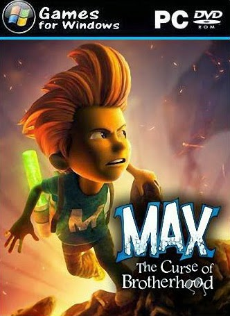 Download Game Max: The Curse of Brotherhood PC Full Gratis