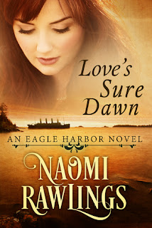 Heidi Reads... Love's Sure Dawn by Naomi Rawlings