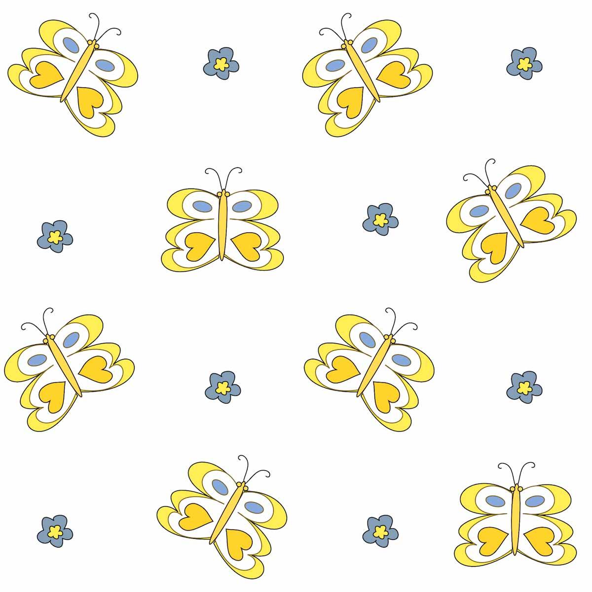 free digital butterfly scrapbooking paper ausdruckbares