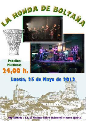 música tradicional aragonesa.