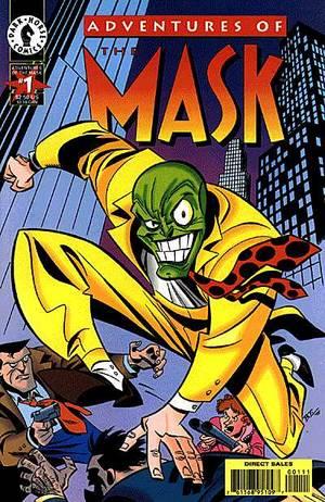 The Mask / Maska (1995-1997)  PL.TVRip.XviD-NN  /  Dubbing PL *dla EXSite.pl*