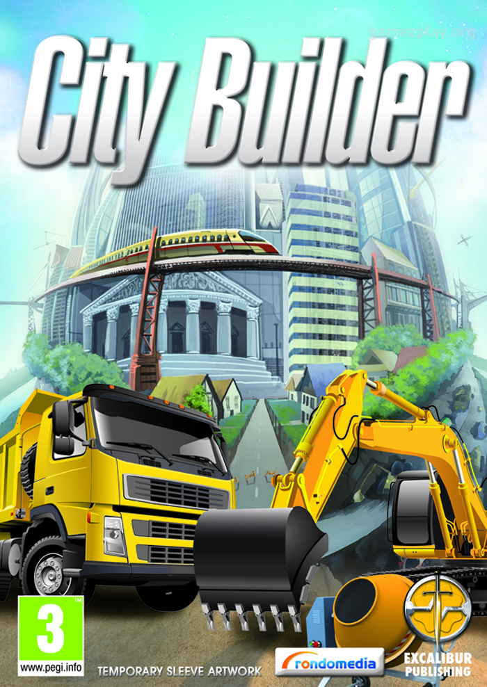 Build Your Own Building With City Builder Simulation Game
