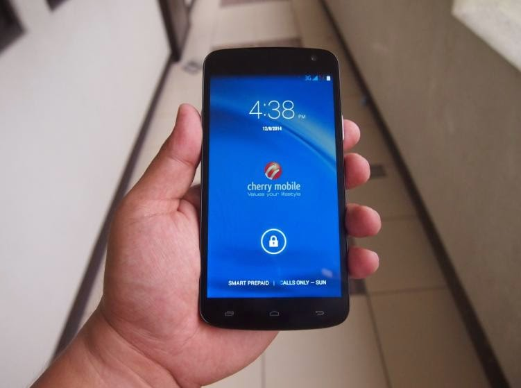 Cherry Mobile Infinix Pure XL Review, Wholesome Giant