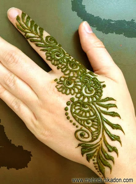 Mehndi For Starters : Beautiful wallpapers hand henna designs for