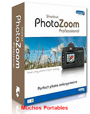 Benvista PhotoZoom Pro 7.0.6 Español [Portable]