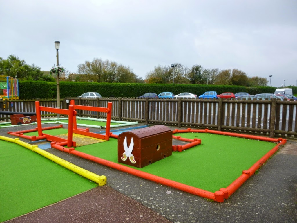 Pirate Adventure Golf at Pontins Camber Sands