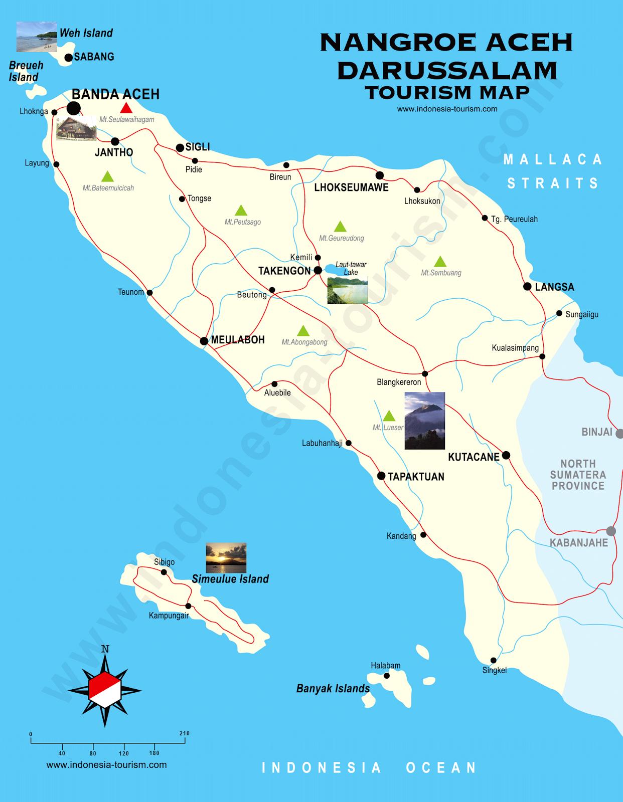 Tempat wisata di Tangse(pidie)Aceh