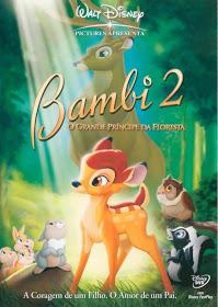 Bambi 2 O Grande Príncipe da Floresta – Dublado