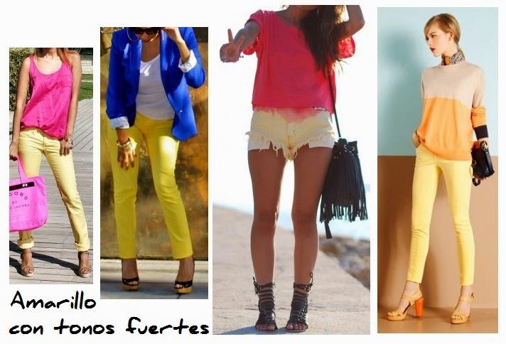 Que colores combinan con el amarillo awesome with que - Que color combina con el morado ...