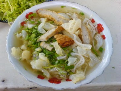 Jelly Fish Noodles (Bún Sứa)2