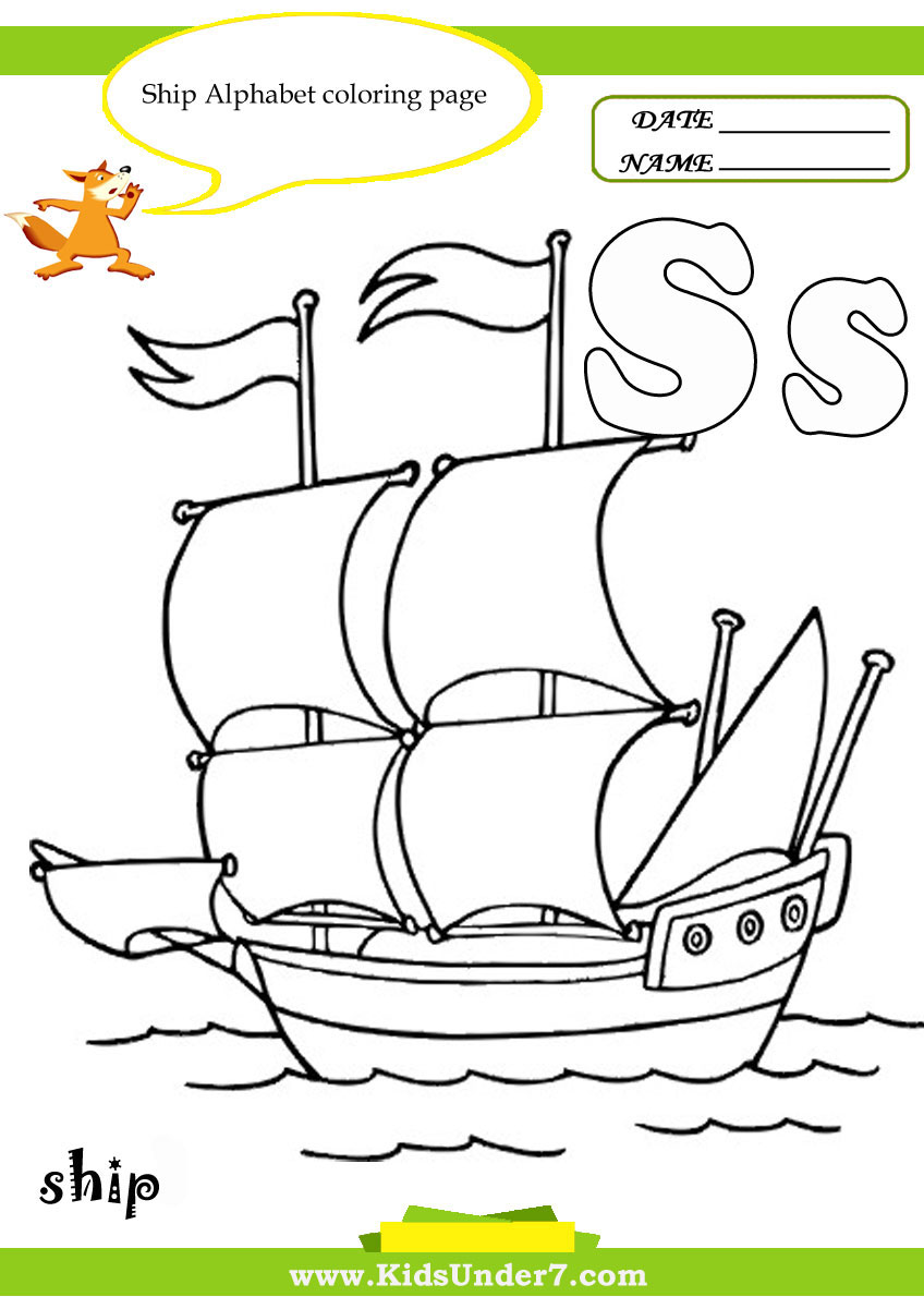Letter R Worksheets and Coloring Pages Letter T Worksheets and ...