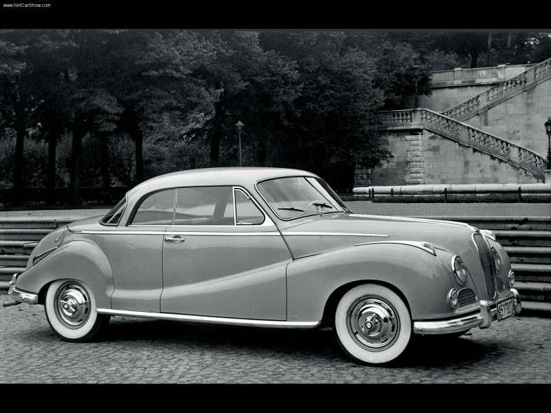 BMW 502 Coupe (1954)