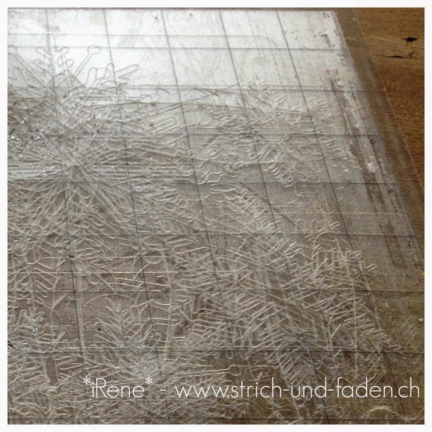 Netz Selber Machen mit strich und faden cameo schneidematte selbermachen diy