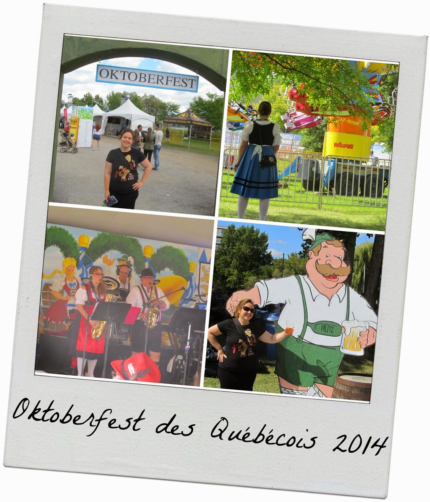 Notre journée en famille à L'Oktoberfest des Québécois