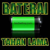 Tips Cara Agar Baterai Android Tahan Lama