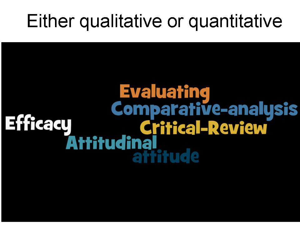 Semi longitudinal study define