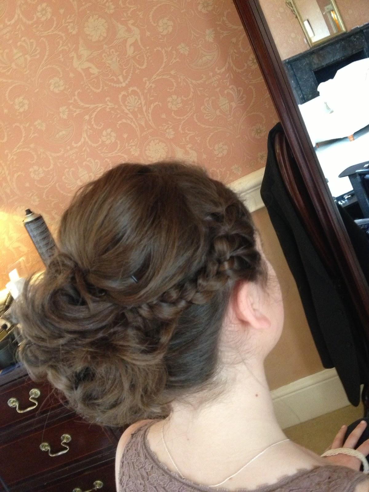 Fordham Hair Design Wedding Bridal Hair Specialist March 2013