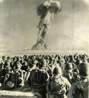 The Atomic Explosion