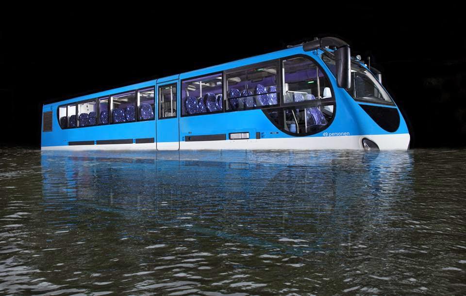 su otobüsü