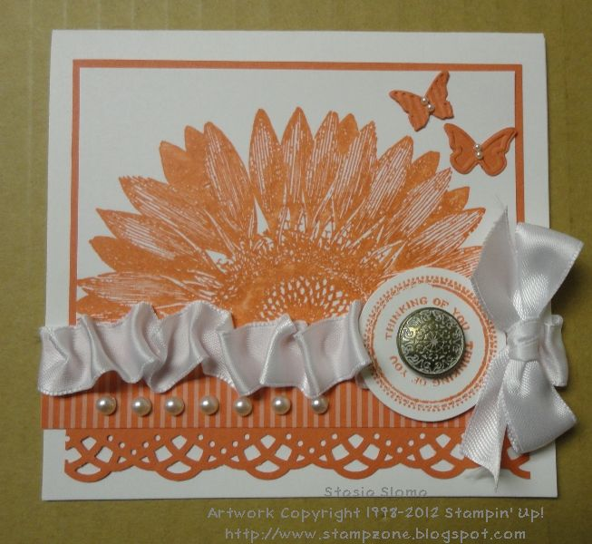 Stampin Amp Scrappin With Stasia July 2012