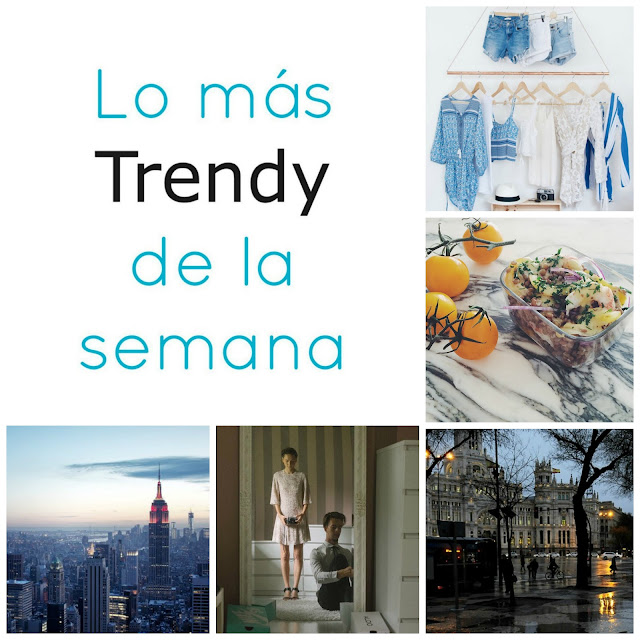 Lo mas trendy de la semana planes recomendaciones estilo Madrid