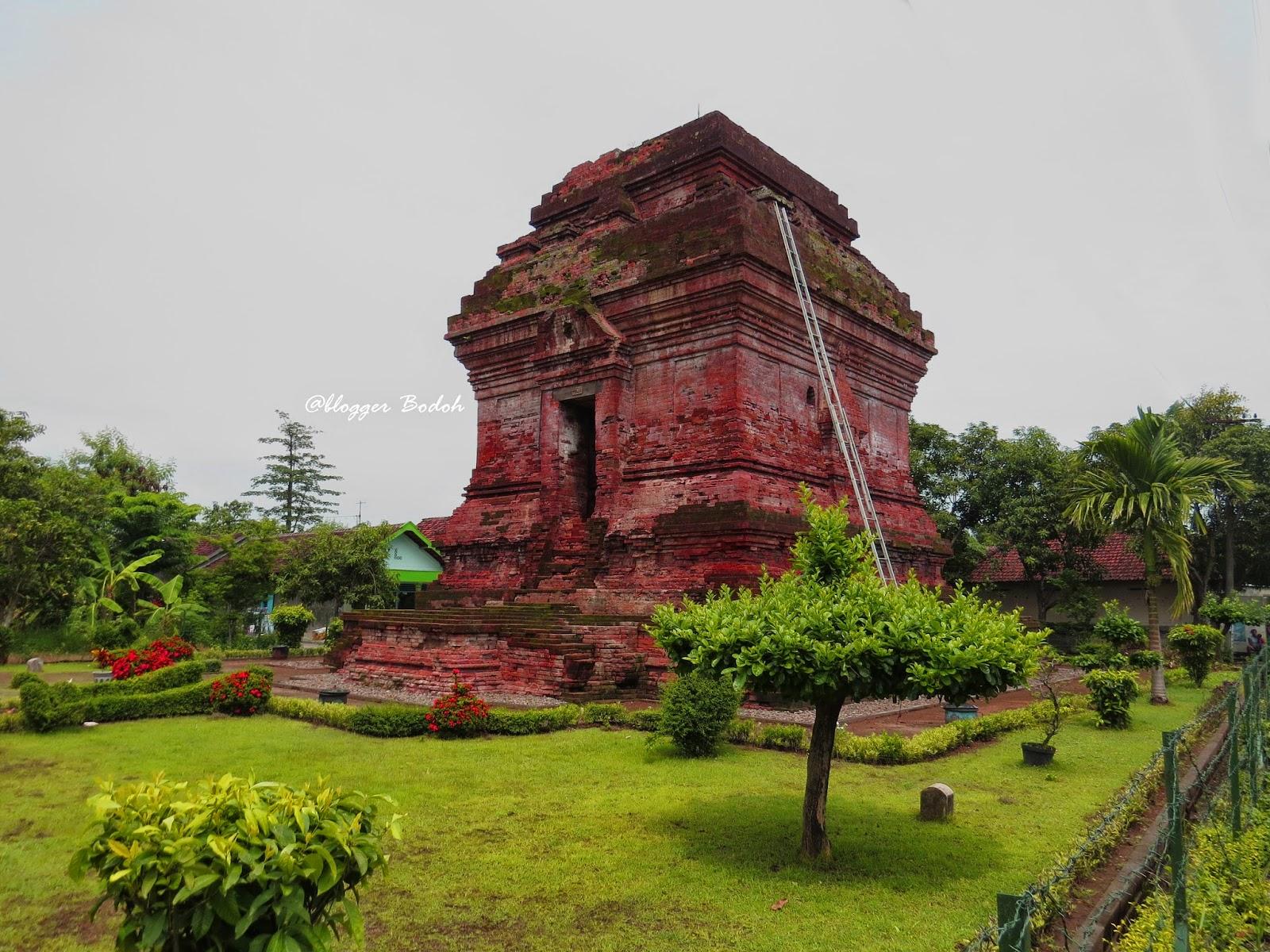 Candi Pari Porong Sidoarjo Jawa Timur (Foto/Admin)