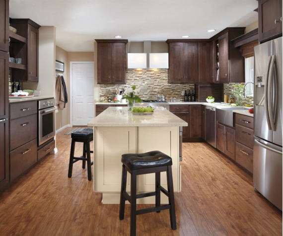Kitchen Counters Albany Ny: Honey We're Home: Where Did You Get Your Cabinets?