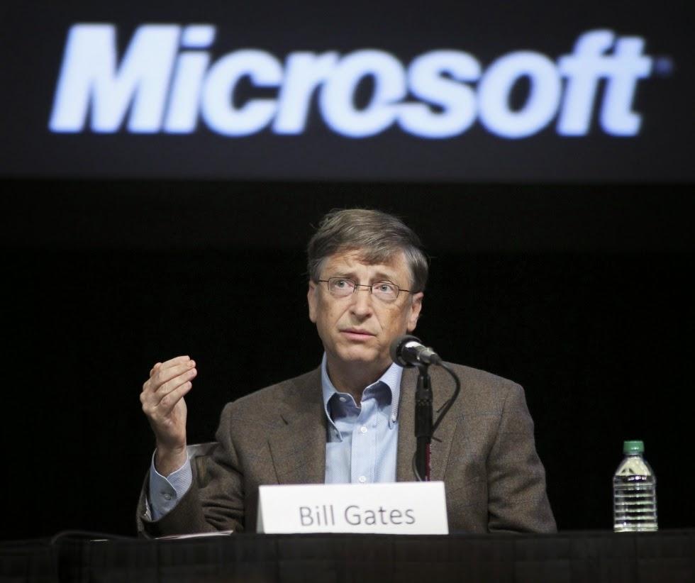 Appel Watch terlarang di keluarga Bill Gates