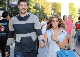 Ashley Tisdale & Scott Speer: