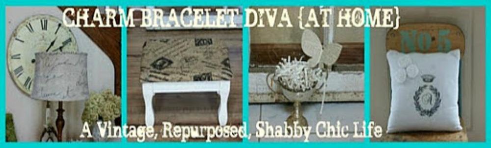 Charm Bracelet Diva {at Home}