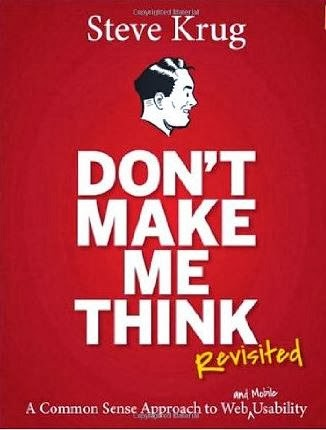 Don´t Make me Think de Steve Krug