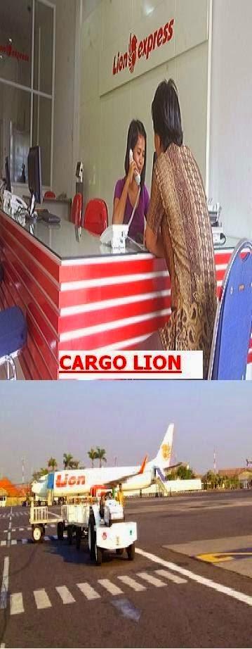 PENGIRIMAN KARGO LION AIR