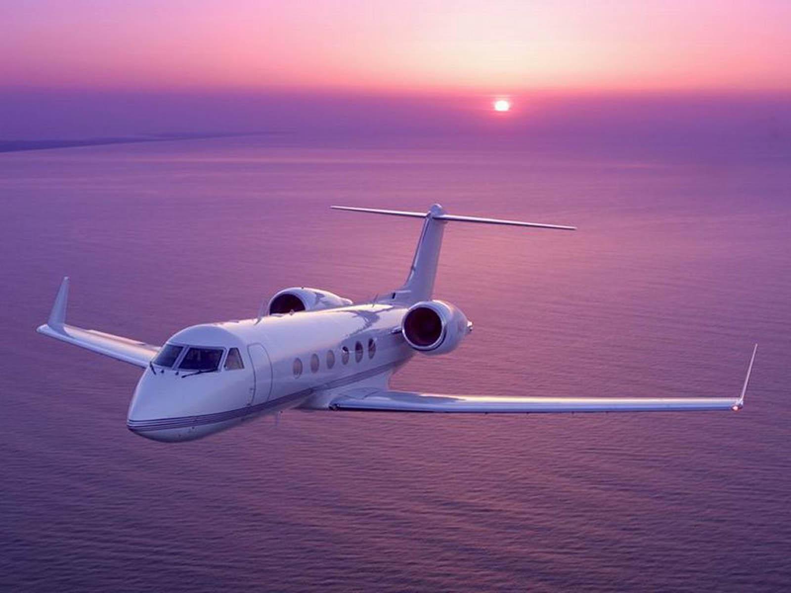Wallpaper Gulfstream V Aircraft Paos