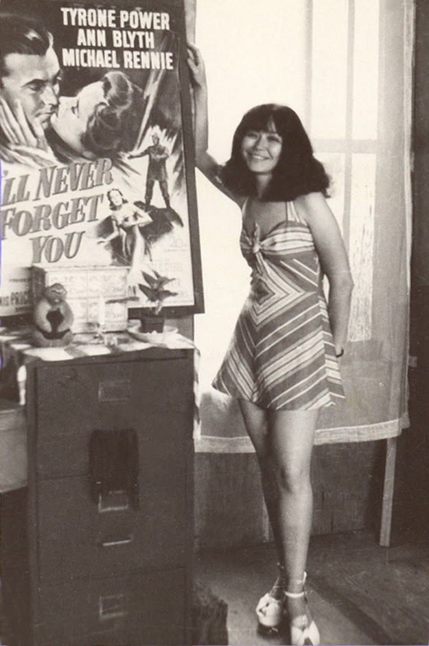 Flo Steinberg, 1975