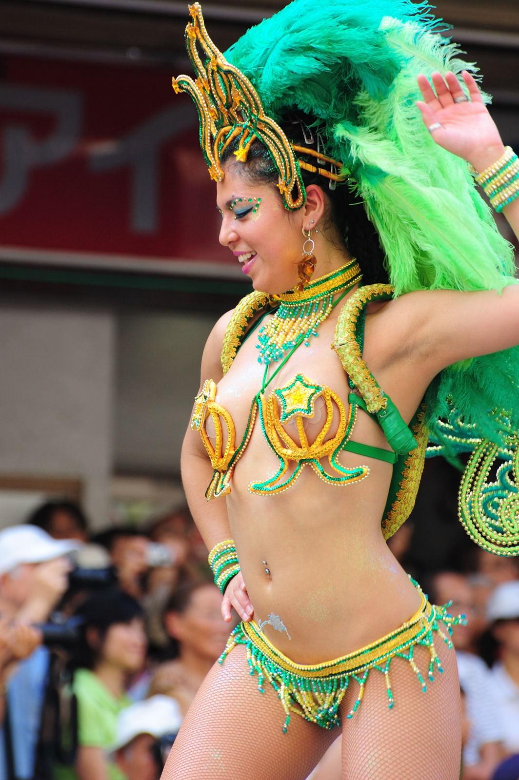 浅草サンバカーニバル2009 (Asakusa Samba Carnival 2009)