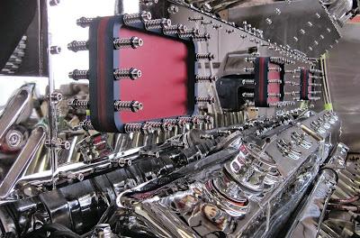 Mortor V24 a diesel de 3424 CV
