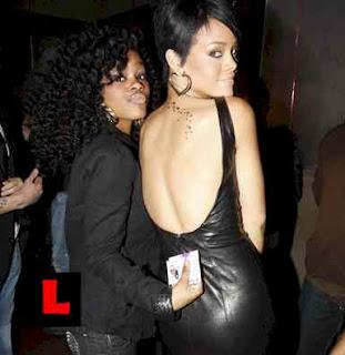 Rihanna Tattoos, Tattooing