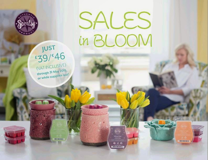 Sales in bloom
