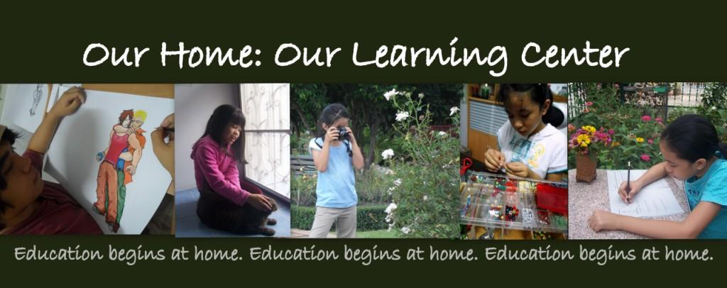 Our Home: Our Learning Center