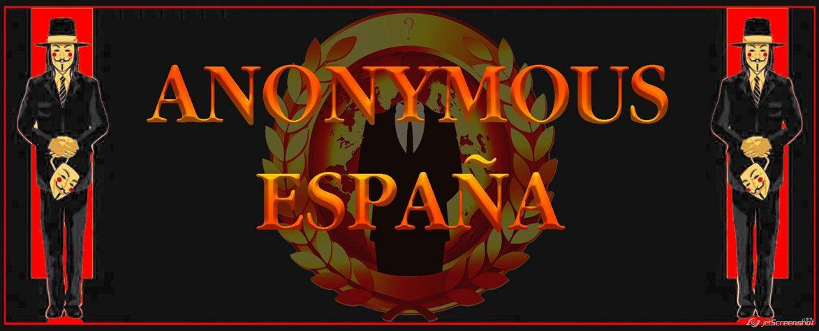 ANONYMOUS ESPAÑA