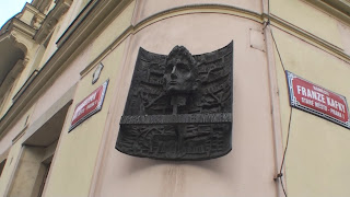 Calle Kafka, Praga y Kafka, mundo Kafkiano