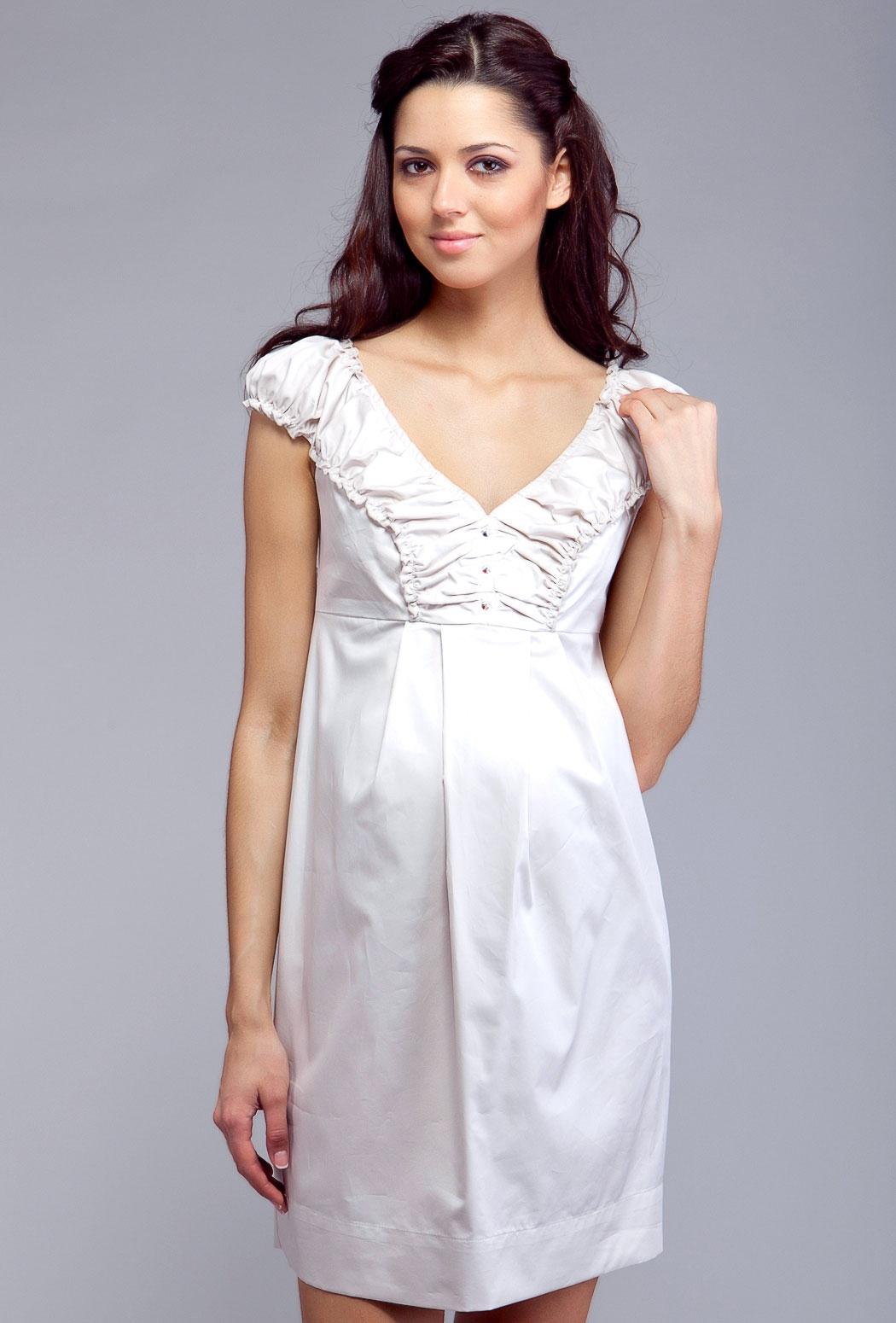 Пошить платье для беременных своими руками 78