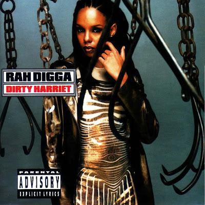 Rah Digga – Dirty Harriet (CD) (2000) (FLAC + 320 kbps)