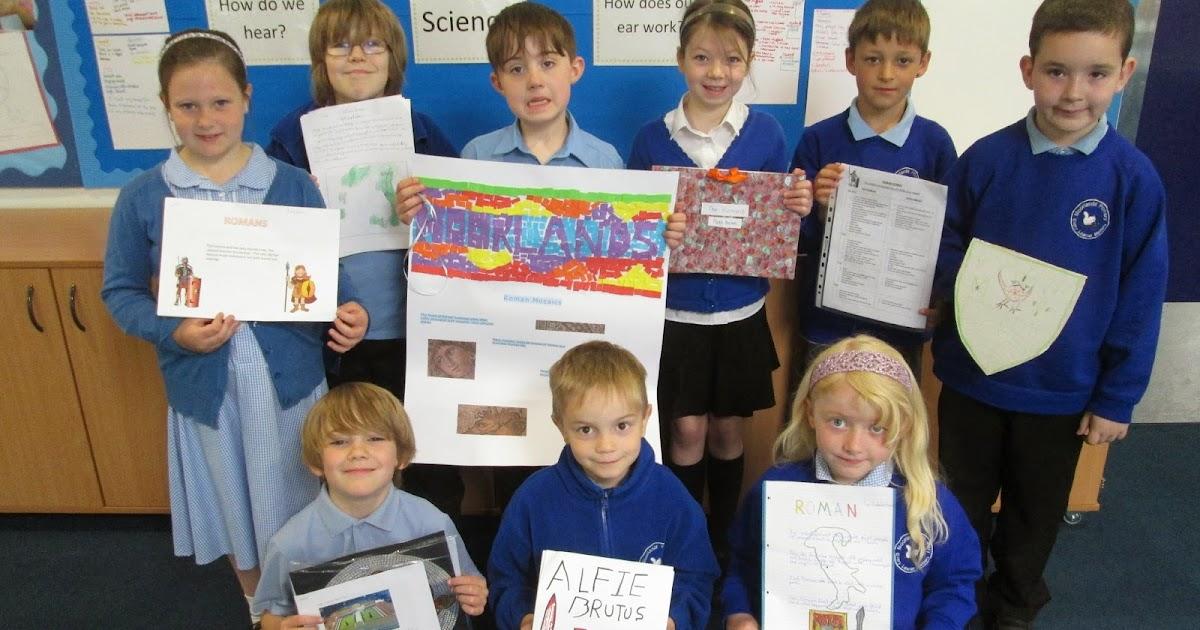 Roman villas primary homework help