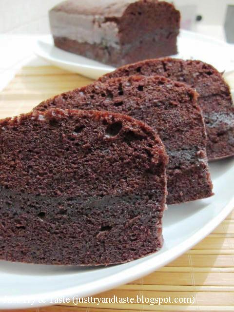 Resep Brownies Kukus   Just Try & Taste